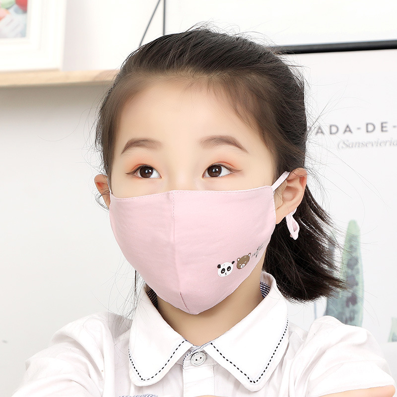 China Supplies Disposable Facemask Kids Mask Large